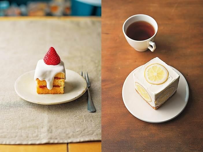 日職人傳授方塊甜點(上):草莓蛋糕、生起司蛋糕