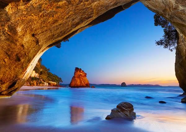 世界難得一見的神奇「熱水海灘」!被網友票選為冬天最多人去的海灘之一