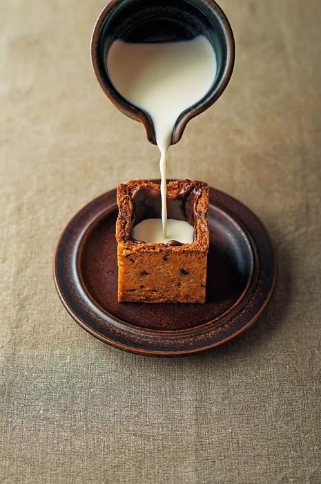 日職人傳授方塊甜點(中):脆餅蛋糕、布丁蛋糕