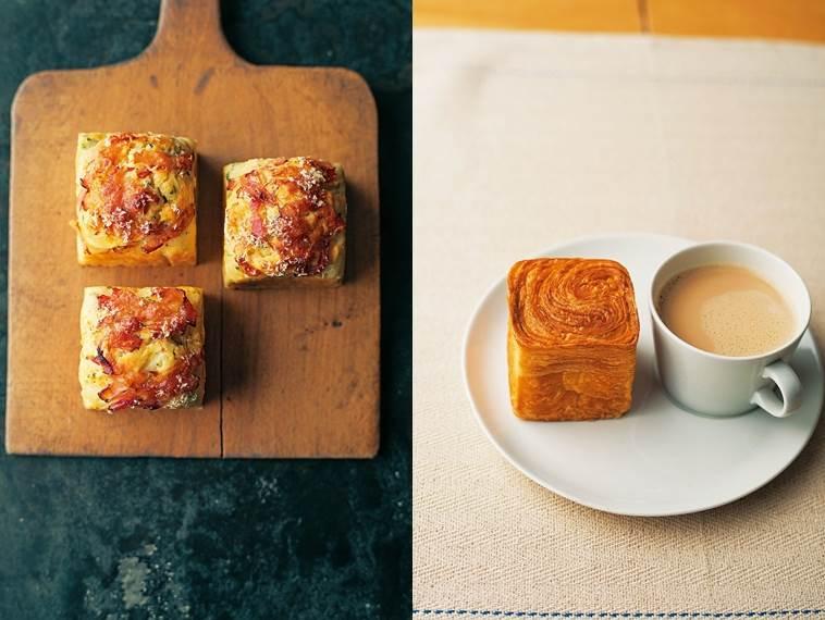 日職人傳授方塊甜點(下):馬鈴薯培根鹹蛋糕、可頌麵包