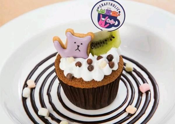 【「CRAFTHOLIC主題餐廳」全球一號店開幕在台北 ! 】日本療癒系可愛角色準備融化你的心 !