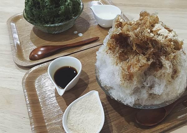 這家挫冰是直接用富士山水做的?東京未公開的隱藏版美食TOP2,來這裡一次全部吃到✓