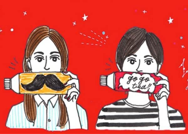 日本超商飲料一起換主題包裝!4款萬聖節飲料限定版,「午後の紅茶」一定要收集來拍照!