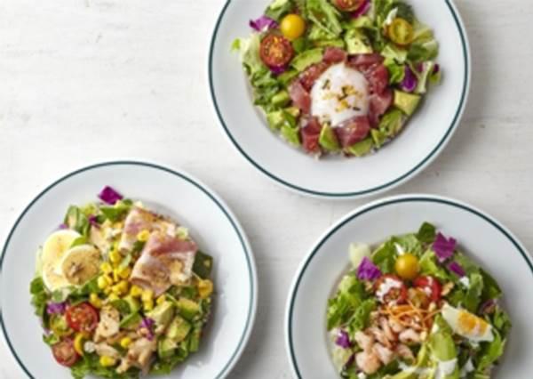 線民分享!日本表參道新排隊美食「沙拉飯」,這種新吃法限定只在這家吃得到
