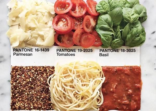 你是色票控嗎?看完「食物色票塊」,有發現自己平常都偏愛吃哪種顏色嗎!