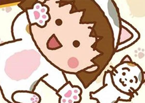 【慶祝連載30周年, 日本推出《櫻桃小丸子貓咪版》一系列周邊商品 !】即使化身貓咪還是一樣萌阿 !!! 看來又準備大失血了~!