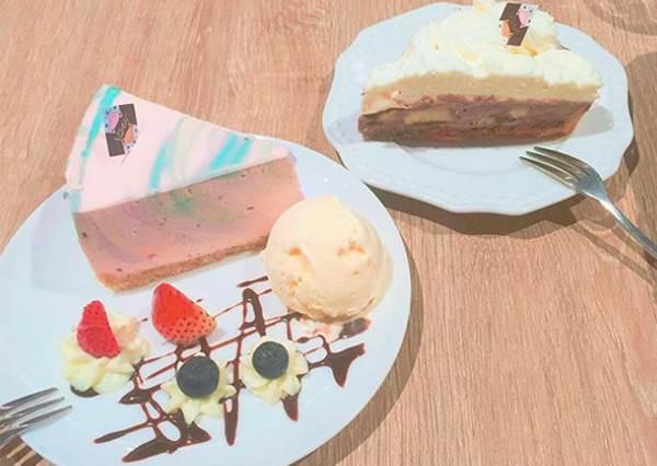 夢幻到甘願被洗版!外型口感兼具的獨角獸系「彩虹蛋糕」,竟然線上訂購就吃得到?