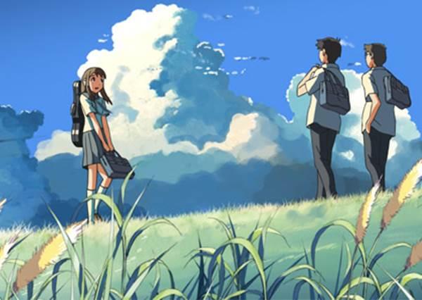第一部也有初戀的感覺!除了《妳的名字》,動畫導演新海誠還有這幾部電影可以追