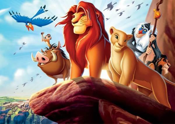 這幾部經典動畫作品靈感竟來自莎士比亞?!想不到《獅子王》這場景就是最經典之一