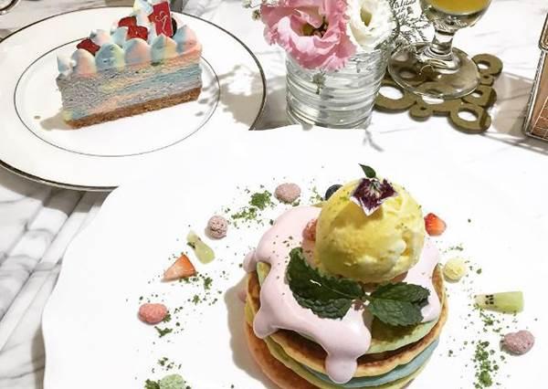 「彩虹」也能這樣吃!?甜、鹹食大網搜,吃完保證幸福到大升天!