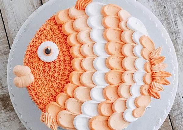「柴柴是你!」超逼真動物蛋糕,就連貴賓狗毛茸茸造型也做到了!