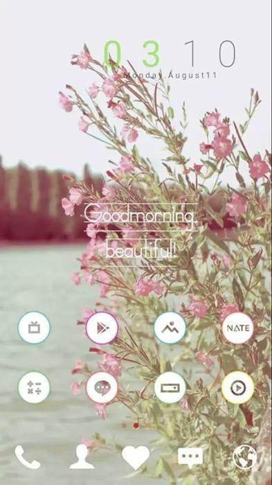 替妳的手機螢幕換上新衣! 8款超美Android主題推薦