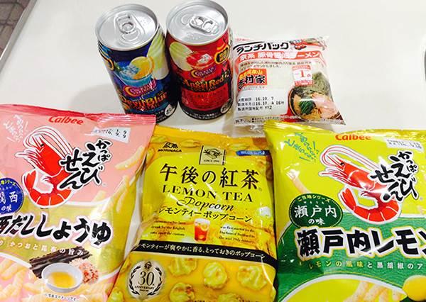 「午後的紅茶」口味爆米花回購率最高!日本期間限定零食開箱,尤其隱藏版薯條你一定還沒吃過