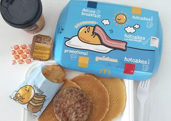 布丁狗套餐也太有誠意!各國麥當勞卡通聯名商品,尤其台灣那組超想收藏啊!