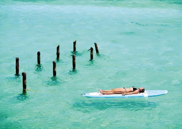 比抬腿更有效?睡前就能做的簡易版瑜珈動作,輕鬆讓身體徹底放鬆!