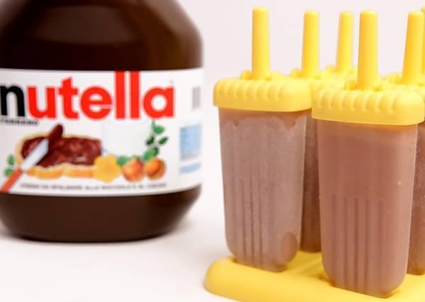夏天消暑「冰棒」才是王道!超簡單8步驟讓榛果巧克力融化你的心