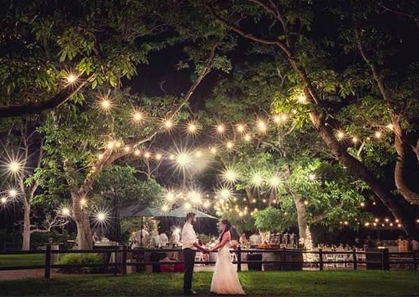 【一場浪漫婚禮 ''燈''不可少】 燈火點綴婚禮 Let's say Yes I Do !!