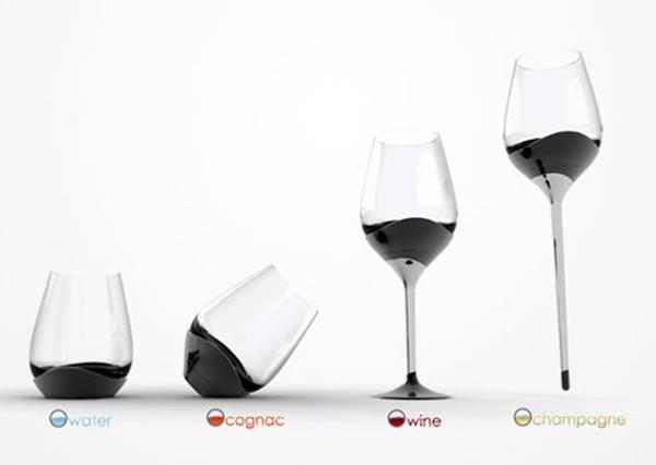 這年頭就不能當個純粹的杯子嗎? 17款融入創意設計的瘋狂水杯