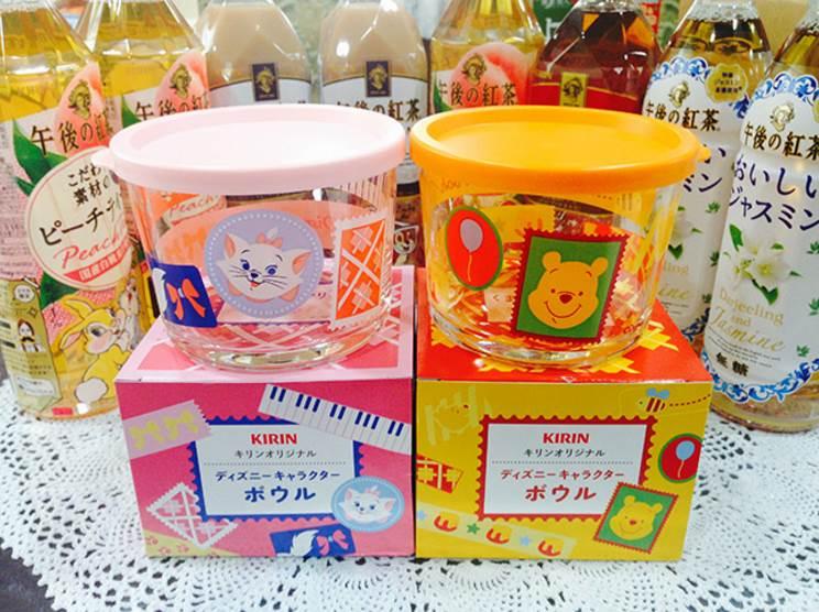「午後の紅茶」每一次的卡通新包裝都想收集❤期間限定迪士尼15款,買就送的小物也超棒!
