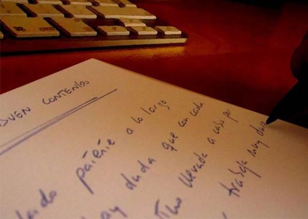 從「字跡」就可以看出你的個性!字偏右的人很感性,寫字很輕的人竟然是...
