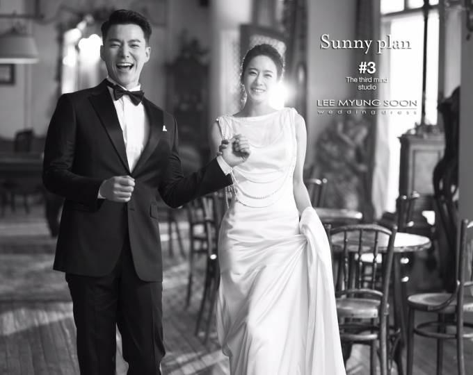 根本電影劇照!《太陽的後裔》帥醫生Daniel閃婚,甜蜜黑白婚紗照曝光