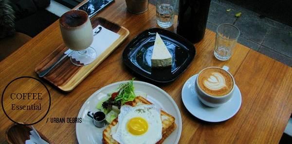 編輯帶路/ 民生工寓 Coffee Essential:綠色林蔭中的溫暖工業風咖啡館