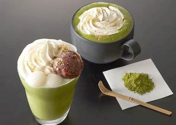 """加""""金箔""""的抹茶拿鐵你喝過嗎?8種日本限定甜點,快加入口袋名單裡"""