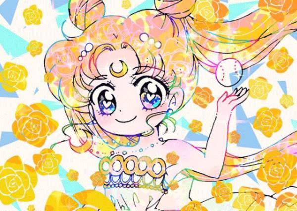 美少女戰士變身星空版更夢幻!盤點美戰Q版Fan Art,尤其第三張配色根本是少女心來著