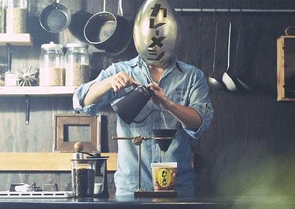 【日本創意多多, 竟然有「手沖咖哩飯」期間限定專賣店 ! 】好想嘗試看看這新奇的滋味 !