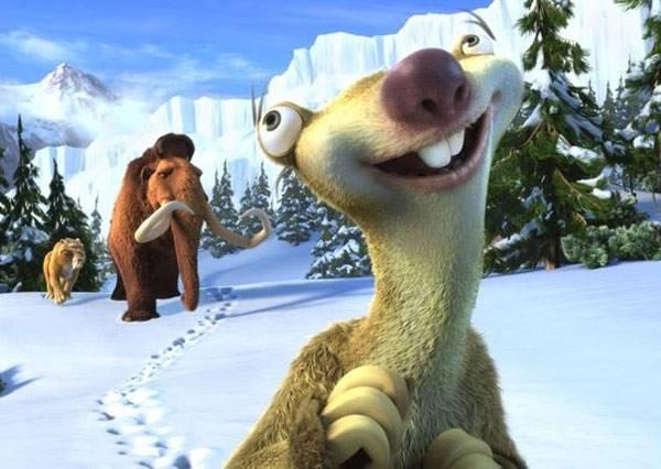 爆!好萊塢動畫13點工作機密,原來長毛象是這樣變成冰河歷險記裡面的角色