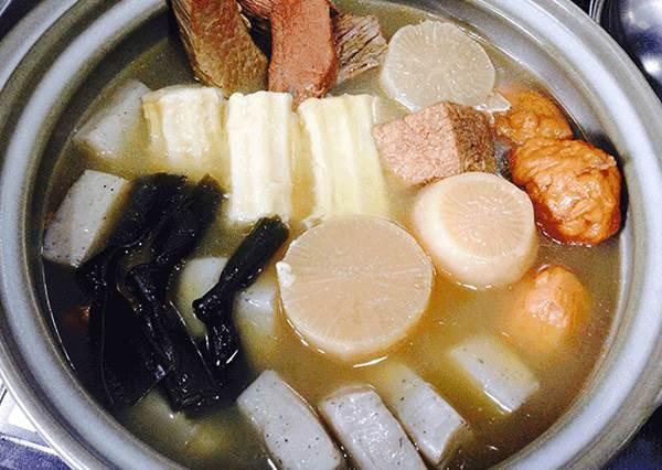 怎麼在家也能做出便利商店裡賣的關東煮?日本媽媽人氣食譜介紹!