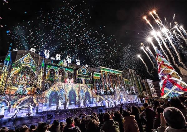 【日本環球影城推出魔法世界的聖誕節活動 ! 】可以當天用魔法把我接去那裏嗎? 哈哈哈~!