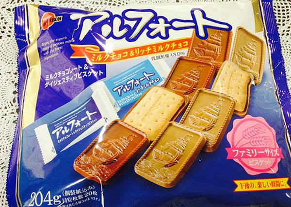 帆船巧克力餅乾竟然只有第四名!連日本人都無法戒掉的零食TOP10,想不到第一名是...
