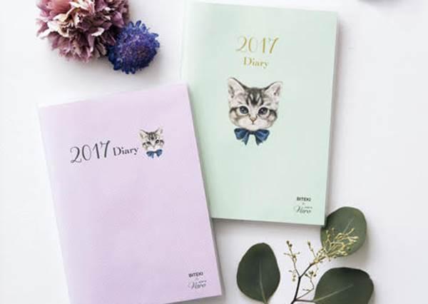 """日本雜誌附錄""""2017手帳本""""也太划算!尤其這3本一定必買,因為還有嚕嚕米新款可以免費拿"""