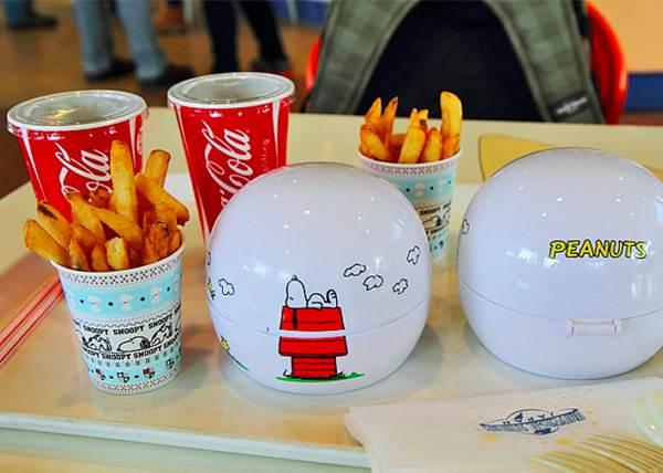 日本「迪士尼&環球影城」必吃美食大搜查!你一定沒吃過史努比包子?