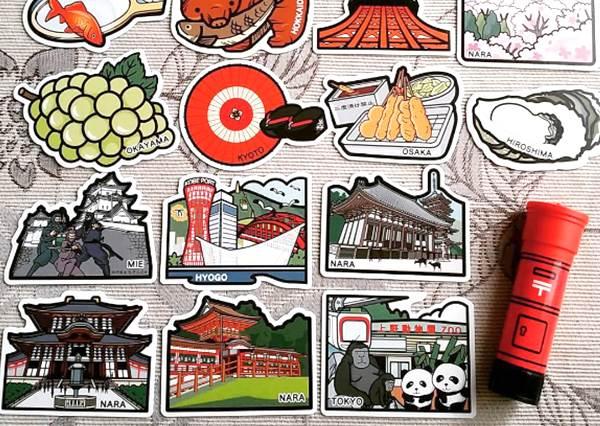 日本郵局出限定文具竟也很好買?不但可愛又實用的TOP6小物,當紀念品也超適合!