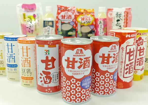 超市狂賣!4款有消除青春痘效果的日本甜酒,日本女生還會喝它來瘦身?!