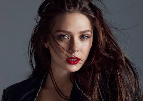 衣Q超好的緋紅女巫:伊莉莎白歐森 教你演繹中性搭配
